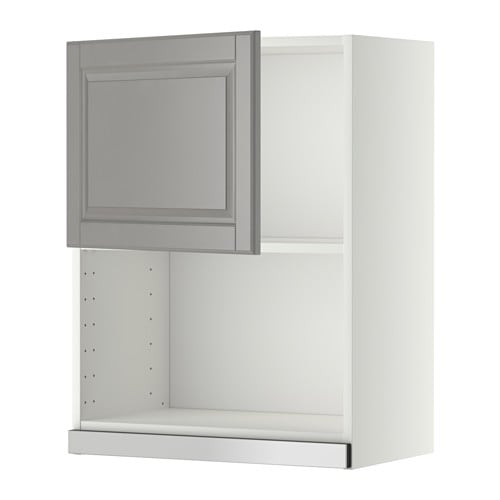 Ikea Metod Wall Cabinet For Microwave Oven Sy Frame Construction 18 Mm Thick
