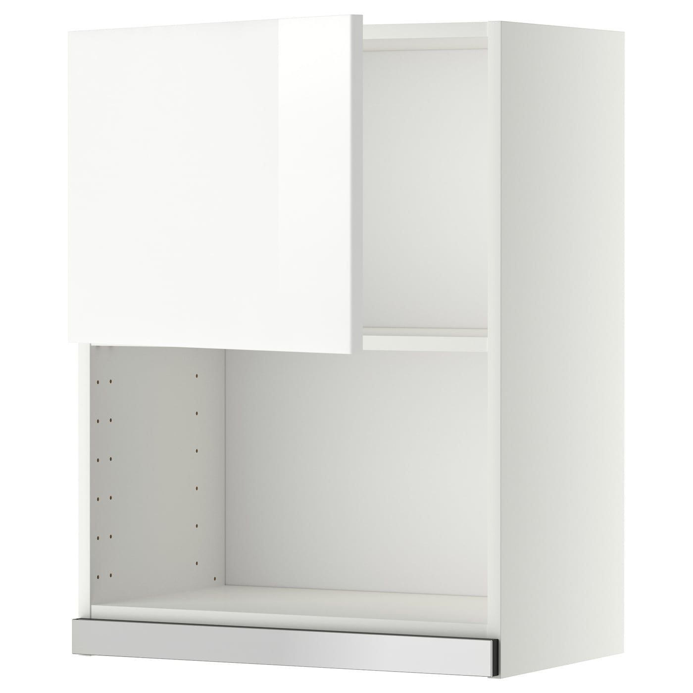 Metod wall cabinet for microwave oven white ringhult white - Ikea mueble de cocina ...