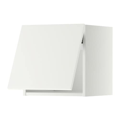 metod wall cabinet horizontal white h ggeby white 40x40 cm ikea. Black Bedroom Furniture Sets. Home Design Ideas