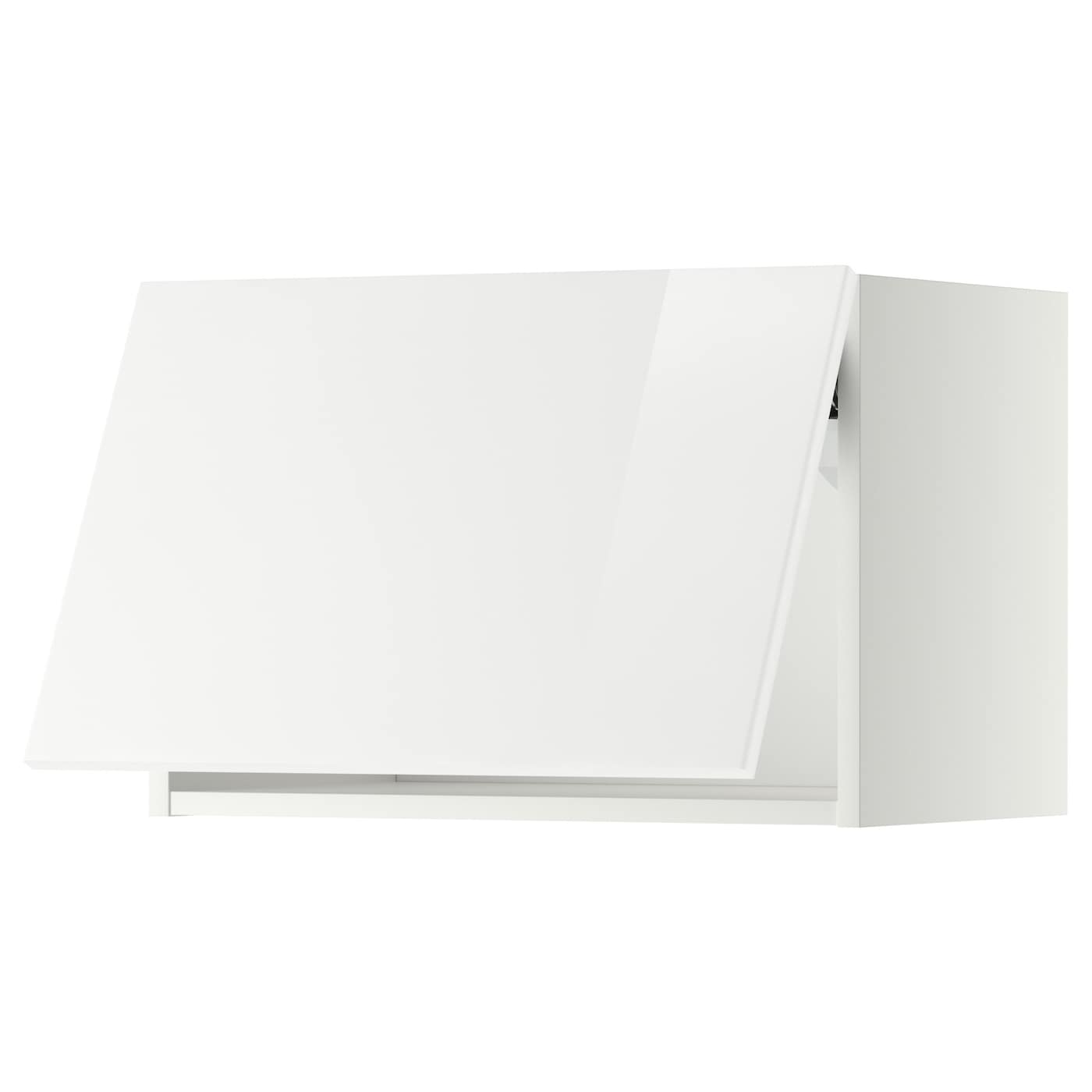 ikea horizontal kitchen cabinets metod wall cabinet horizontal white ringhult white 60 x 40 17603