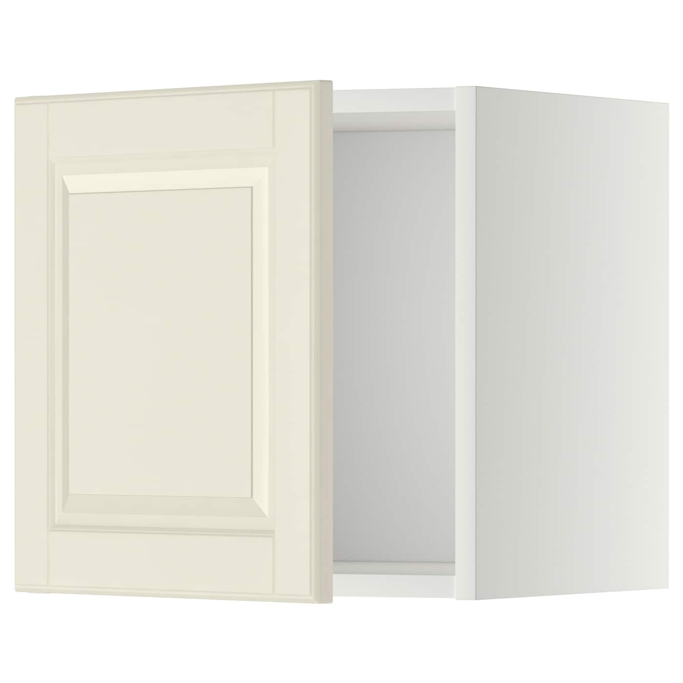 metod wall cabinet white bodbyn off white 40x40 cm ikea. Black Bedroom Furniture Sets. Home Design Ideas