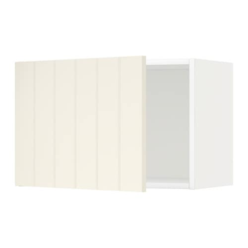 IKEA METOD wall cabinet You can choose to mount the door on the right or left side.