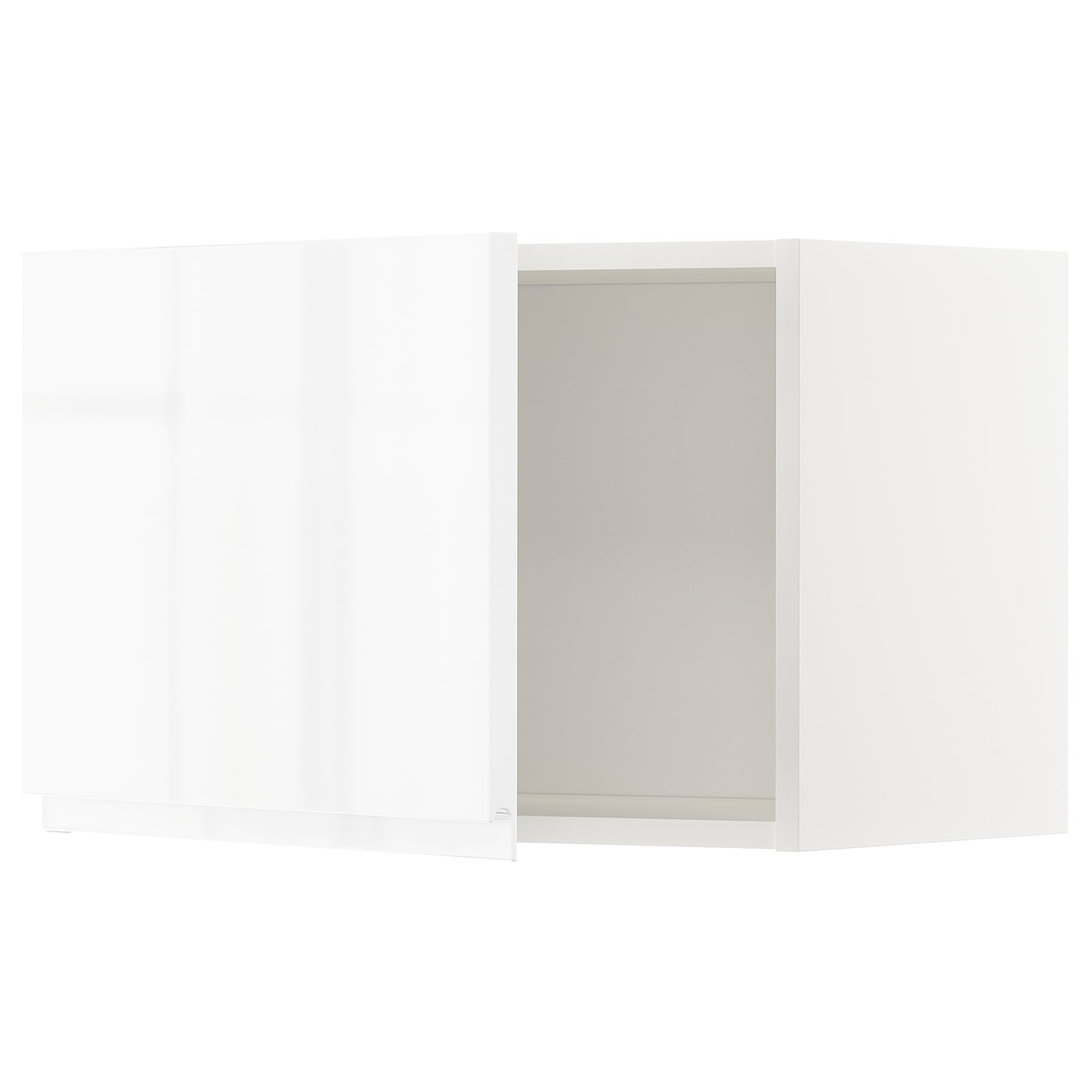 METOD white, Voxtorp high glosswhite