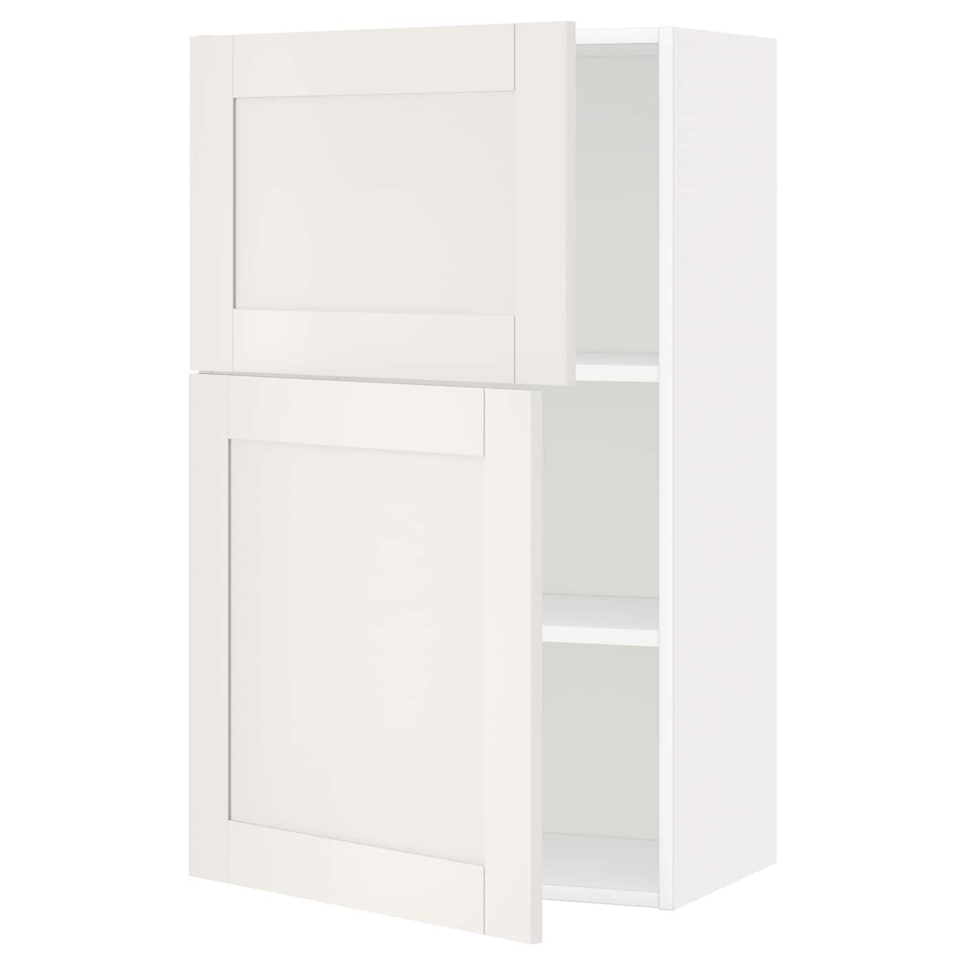 ikea wall cabinets metod wall cabinet with shelves 2 doors white s 228 vedal 11730