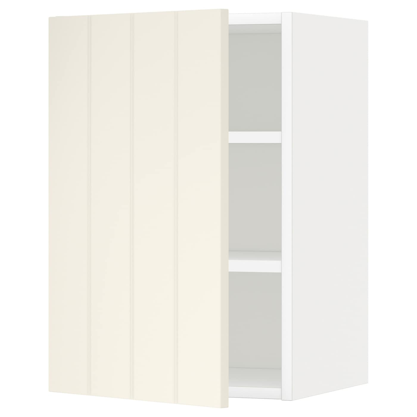 Ikea metod wall cabinet with shelves you can choose to mount the door on the right