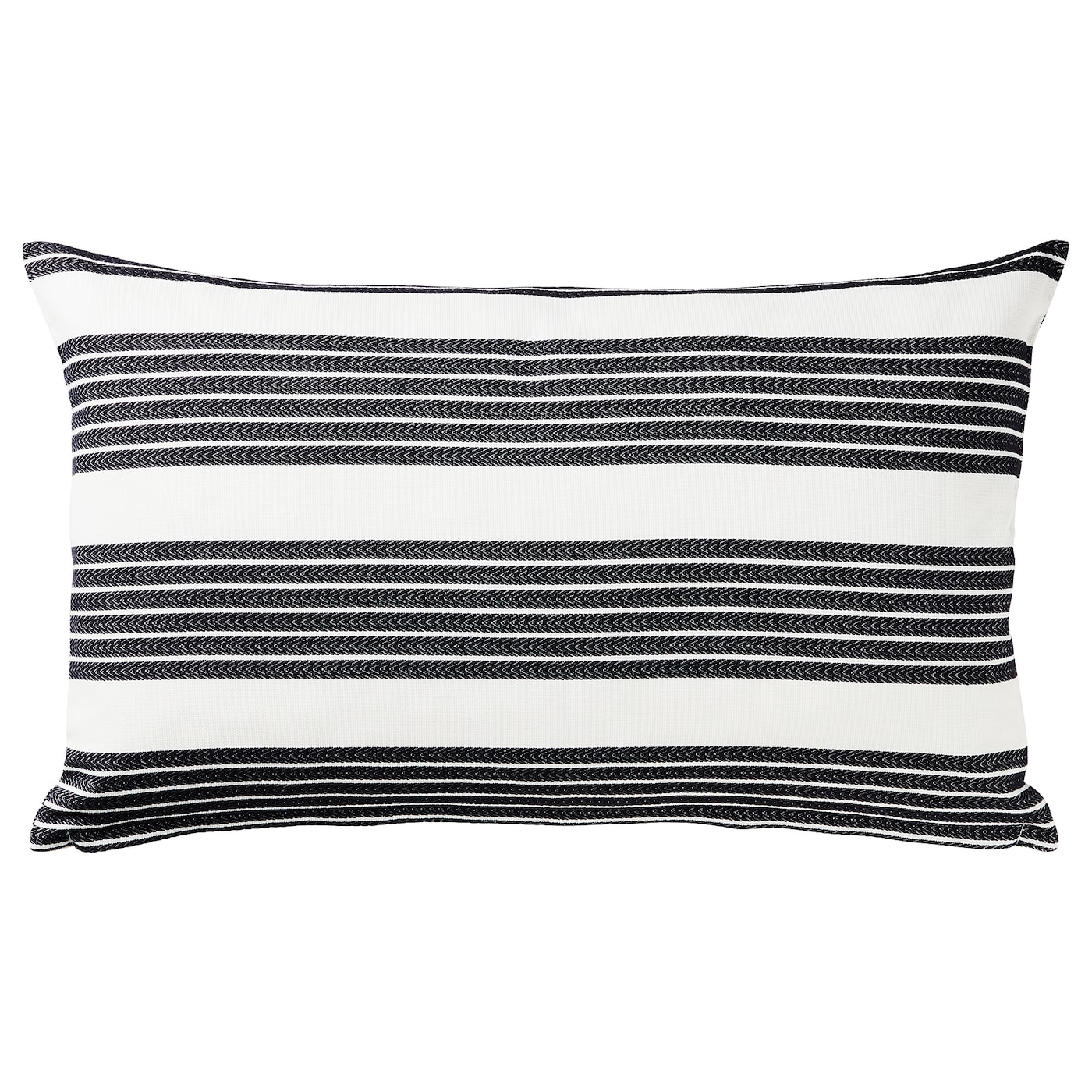 IKEA METTALISE cushion cover Colours are retained wash after wash thanks to the yarn-dyed cotton.
