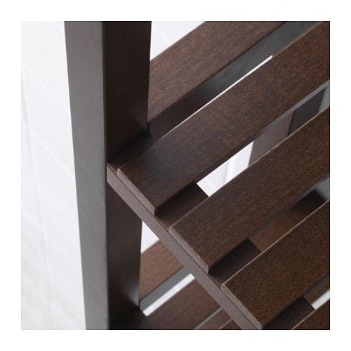 molger wall shelf dark brown 68x54 cm ikea. Black Bedroom Furniture Sets. Home Design Ideas