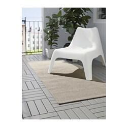 morum rug flatwoven in outdoor beige 80x200 cm ikea. Black Bedroom Furniture Sets. Home Design Ideas