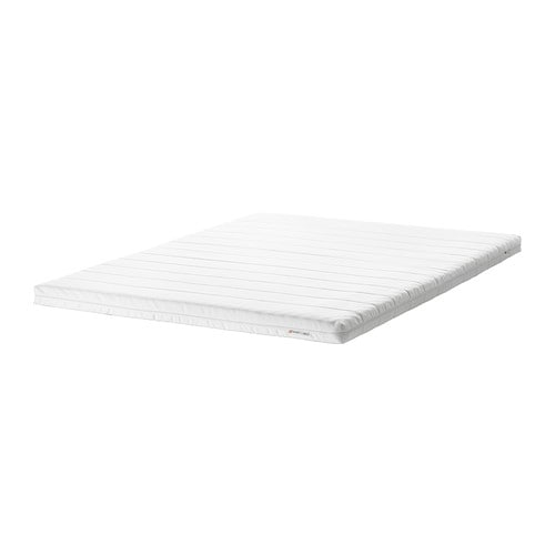 IKEA MOSHULT foam mattress Get all-over support and comfort with a resilient foam mattress.