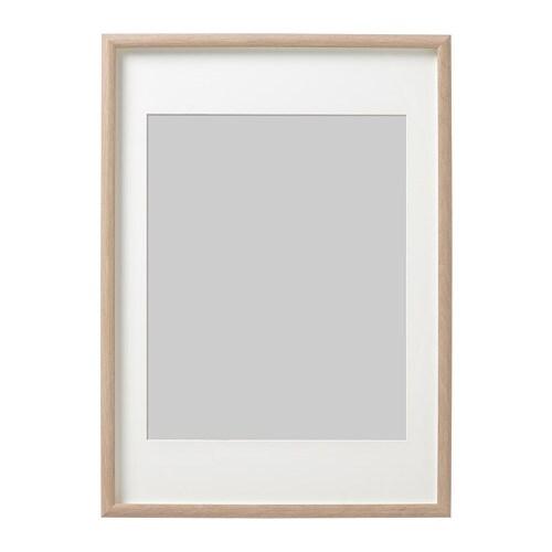 Mossebo Frame White Stained Oak Effect 50 X 70 Cm Ikea