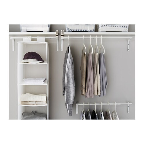 Mulig clothes bar white 60 90 cm ikea - Tringle vetement ikea ...