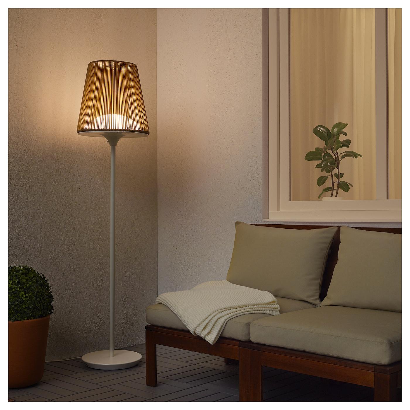 Ikea Mullbacka Floor Lamp