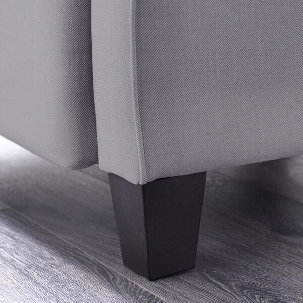 Muren Recliner Nordvalla Medium Grey Ikea
