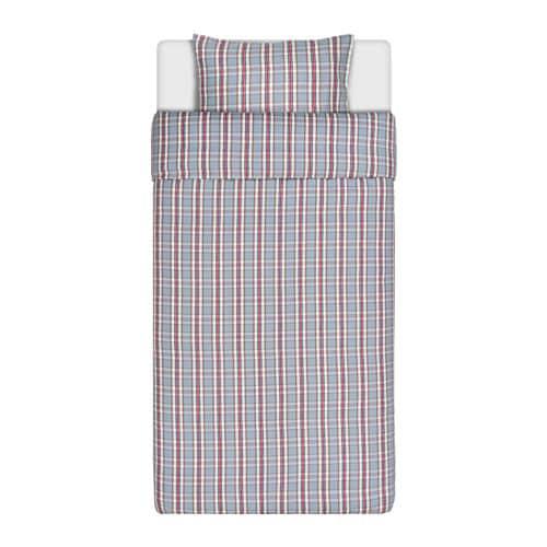 ikea myrtent rel myrtentorel quilt cover with pillow cases 150x200cm pup10 ebay. Black Bedroom Furniture Sets. Home Design Ideas