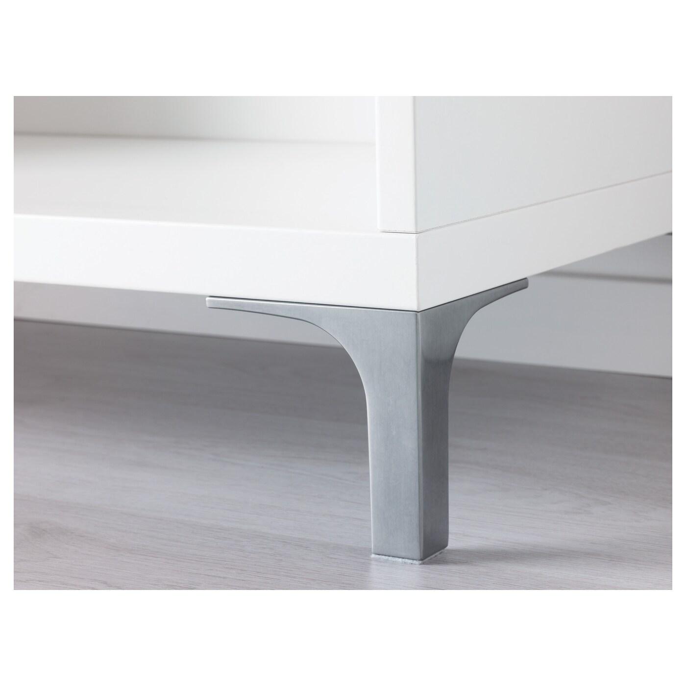 nannarp leg aluminium ikea. Black Bedroom Furniture Sets. Home Design Ideas