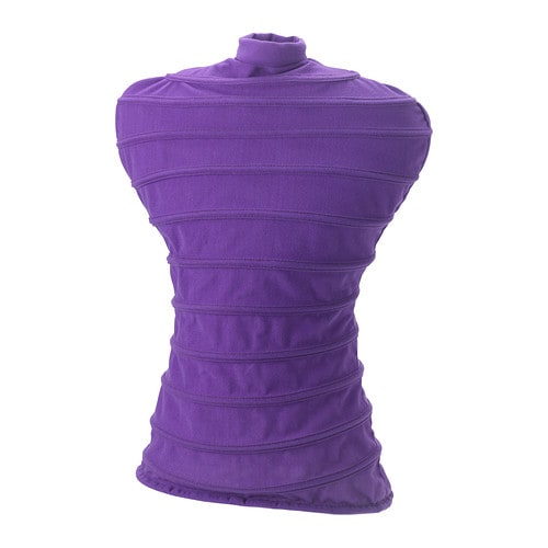 NÄPEN Clothes stand cover , lilac Height: 56 cm