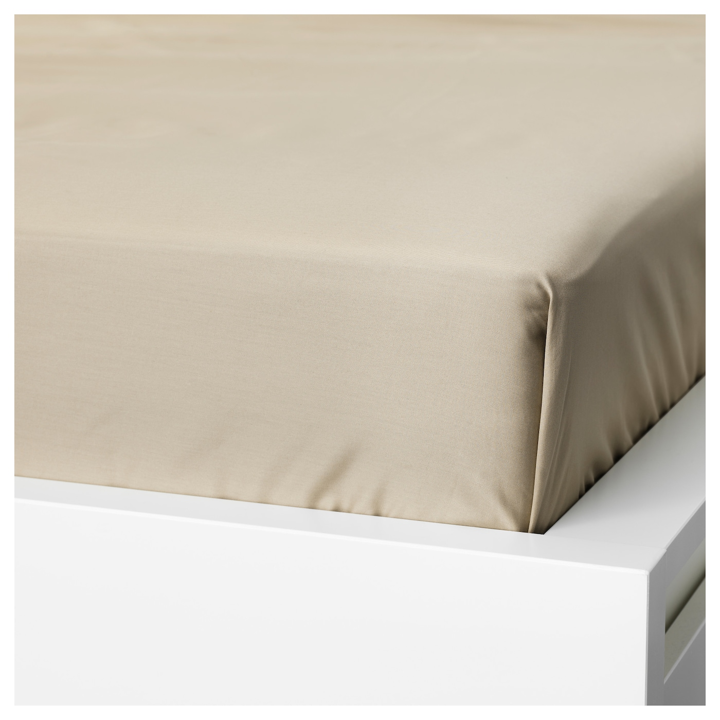 IKEA NATTJASMIN sheet Fits beds that are 160-180 cm wide.