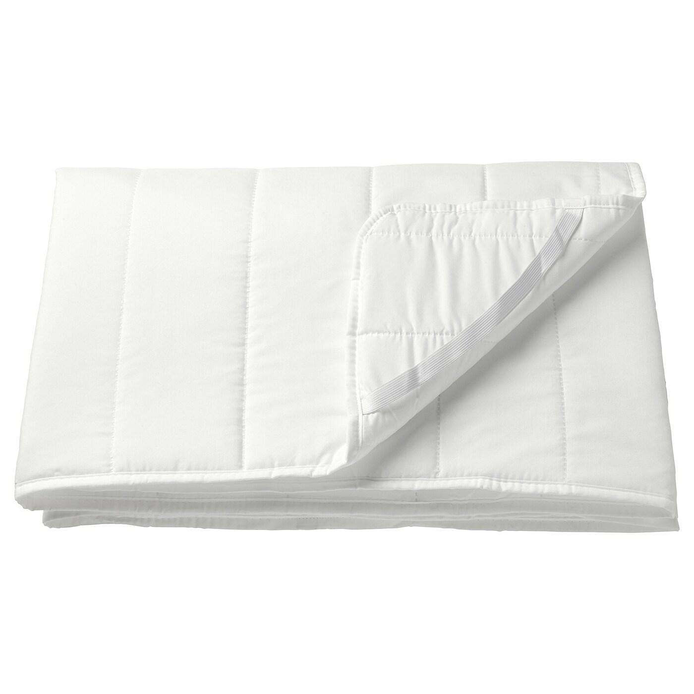 Nattlig Waterproof Mattress Protector White 70 X 160 Cm Ikea