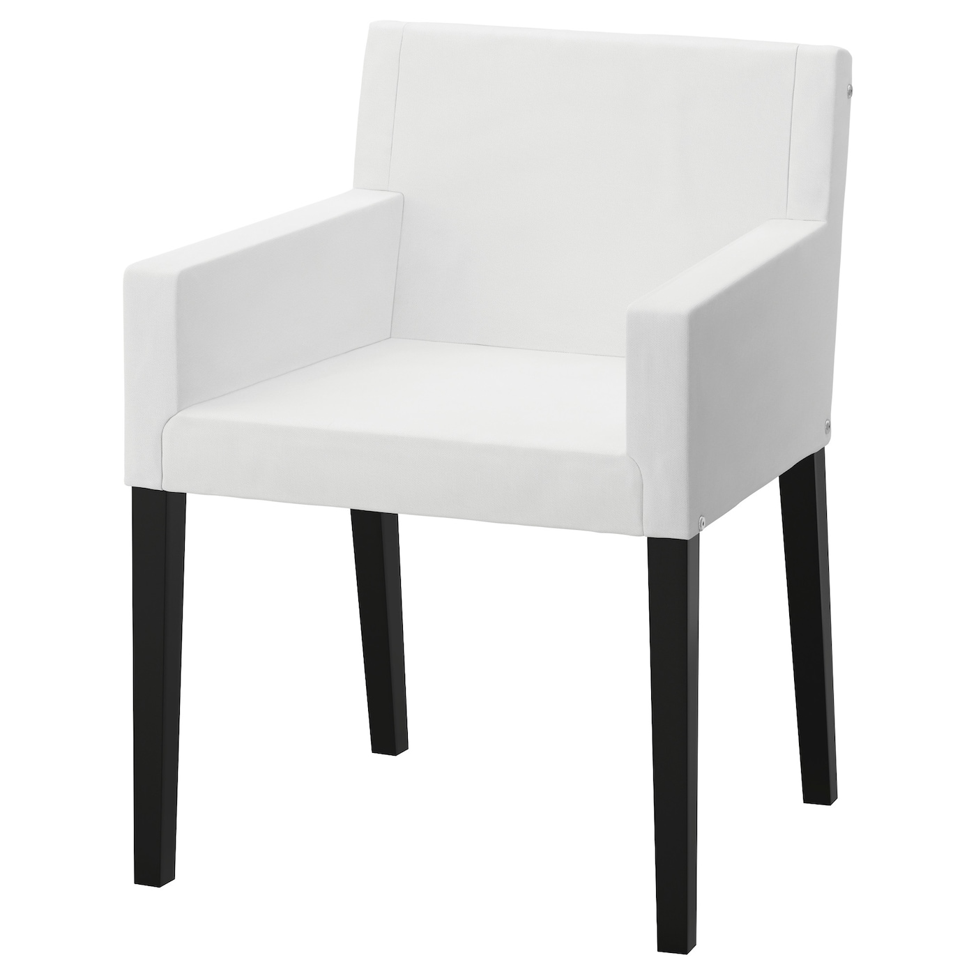 IKEA NILS chair frame with armrests