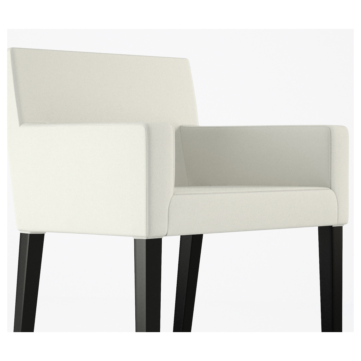 black furniture ikea. IKEA NILS Chair With Armrests The Cover Can Be Machine Washed. Black Furniture Ikea