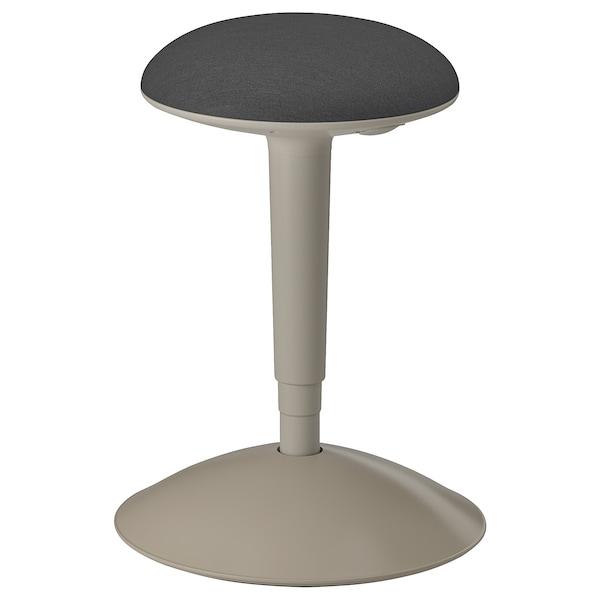 NILSERIK Standing support, beige/Vissle dark grey