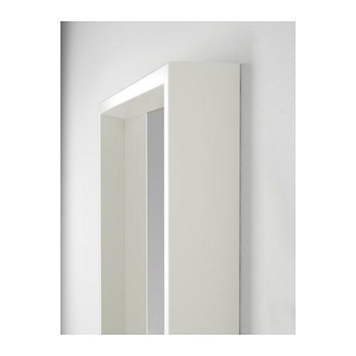 nissedal mirror white 40x150 cm ikea. Black Bedroom Furniture Sets. Home Design Ideas