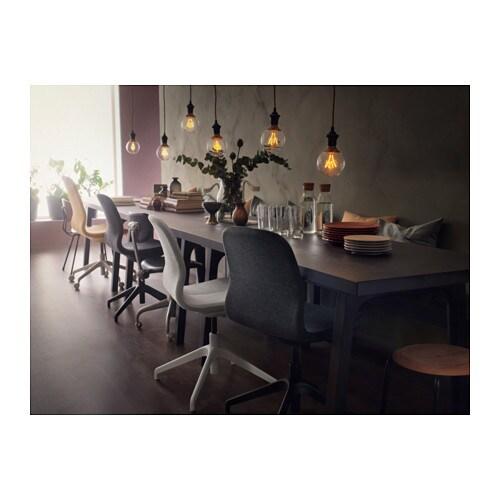 nittio led bulb e27 20 lumen globe copper colour 120 mm ikea. Black Bedroom Furniture Sets. Home Design Ideas
