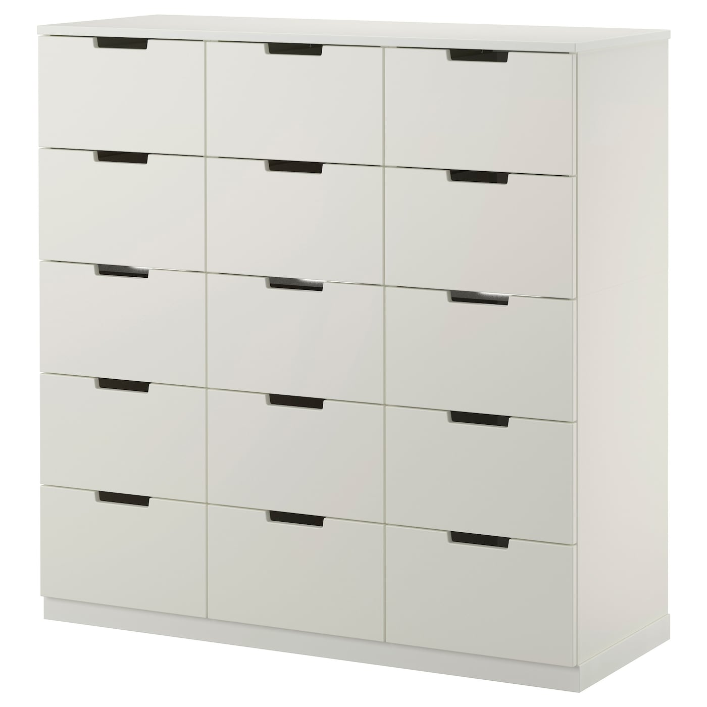IKEA NORDLI chest of 15 drawers