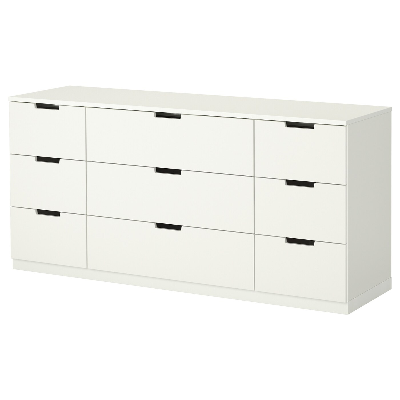 Ikea Nordli Chest Of 9 Drawers