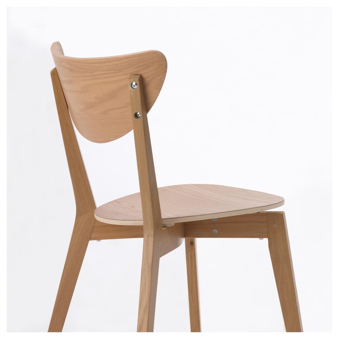 nordmyra chair oak ikea. Black Bedroom Furniture Sets. Home Design Ideas