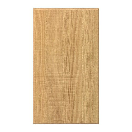 NORJE Door IKEA Visible variations in the wood gives a warm, natural feeling; each door is unique.