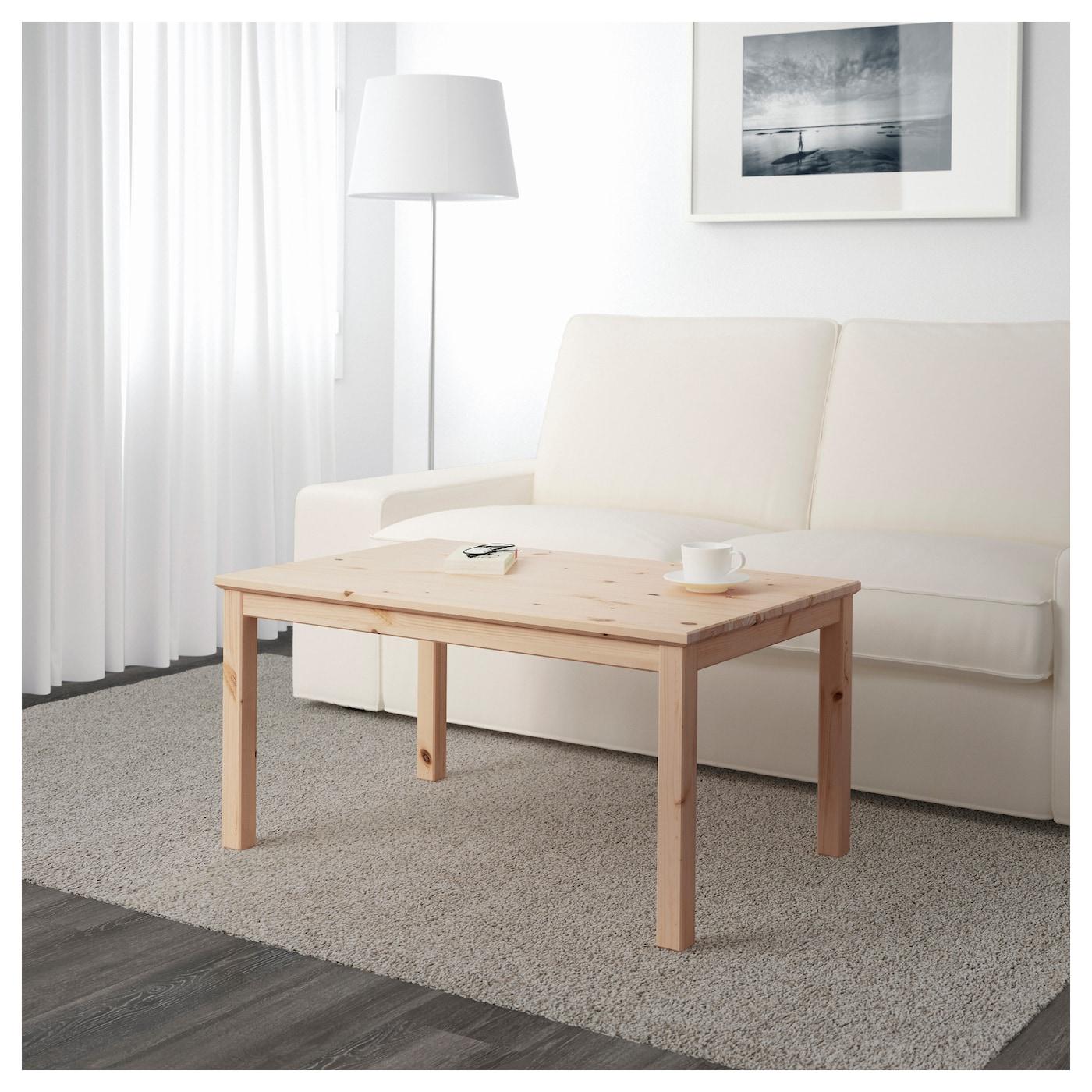 Superb Table En Pin Ikea #14: IKEA NORNÄS Coffee Table
