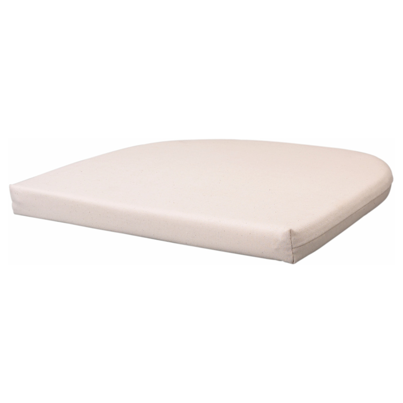 IKEA NORNA chair pad The cushion can be turned over and therefore has two sides for even wear.