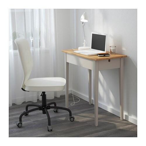 Norr 197 Sen Laptop Table Grey 79x74 Cm Ikea