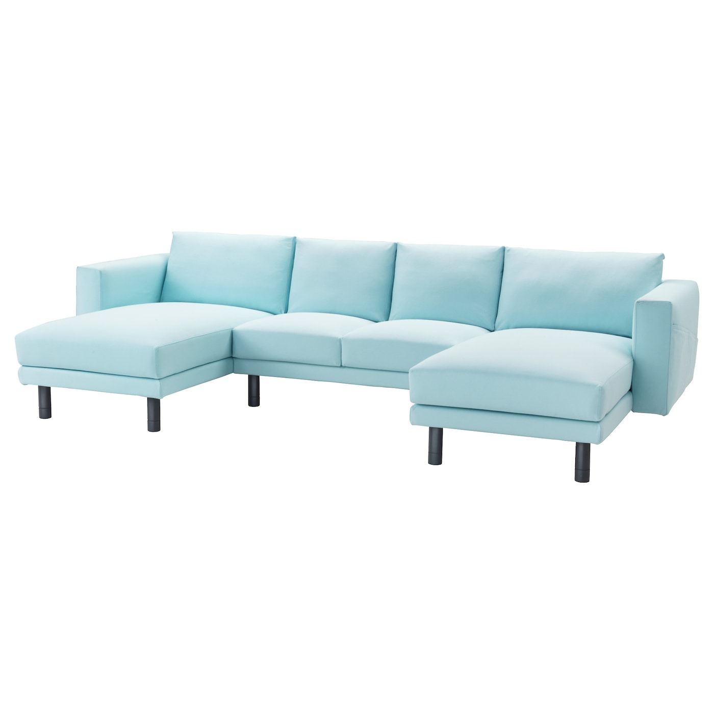 Norsborg 2 Seat Sofa With 2 Chaise Longues Gr Sbo Light