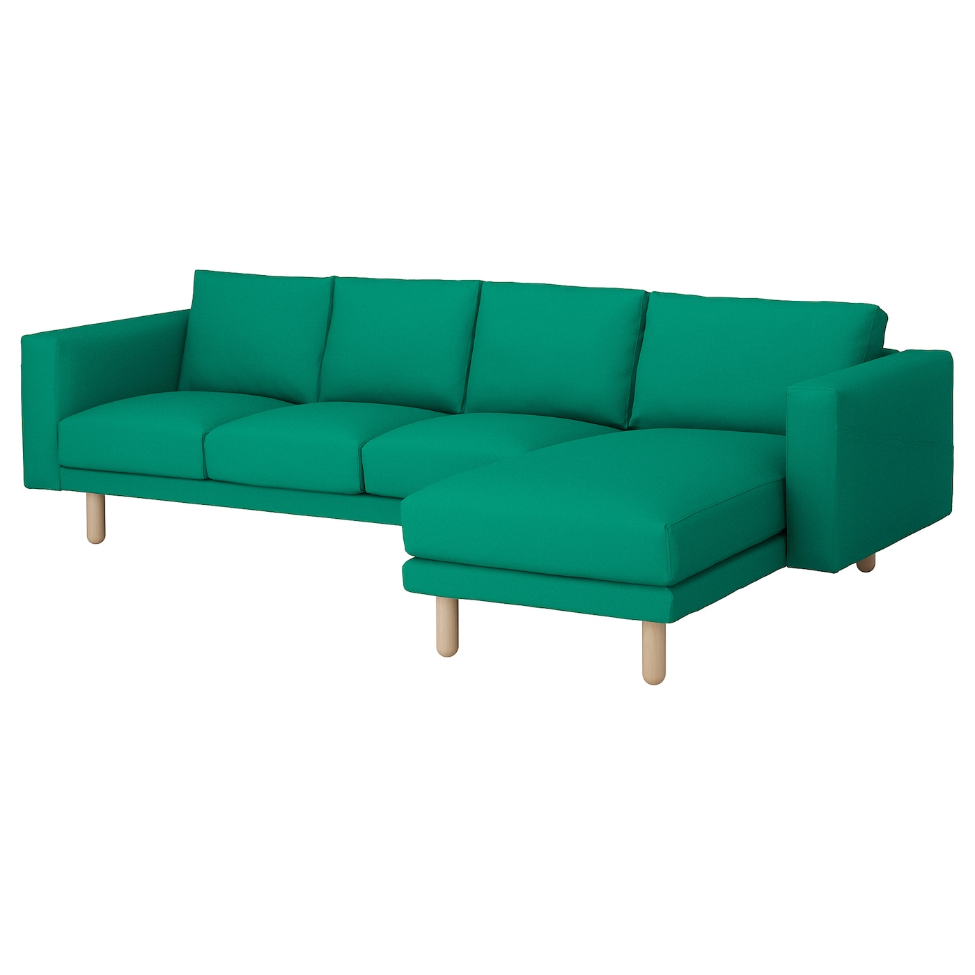 IKEA NORSBORG 4-seat sofa 10 year guarantee. Read about the terms in the guarantee brochure.