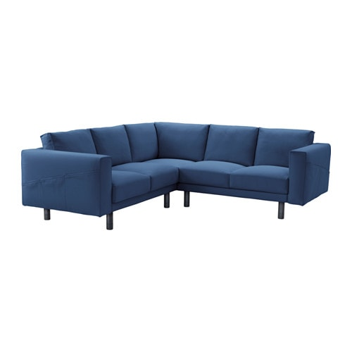 IKEA NORSBORG corner sofa 2+2 10 year guarantee. Read about the terms in the guarantee brochure.