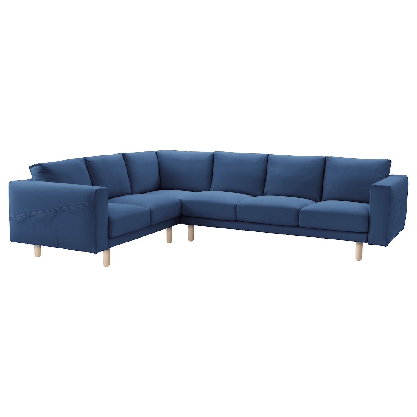 IKEA NORSBORG corner sofa 2+3/3+2 10 year guarantee. Read about the terms in the guarantee brochure.
