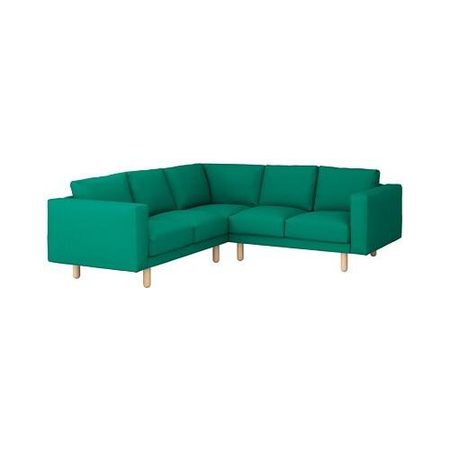Green Corner Sofa Dfs: Green Corner Sofa Holly Right Hand Chaise In Deep