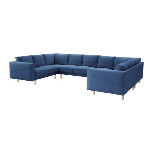 IKEA NORSBORG cover 9-seat sofa, U-shaped