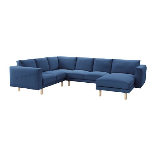 IKEA NORSBORG cover corner sofa 2+2/chaise longue