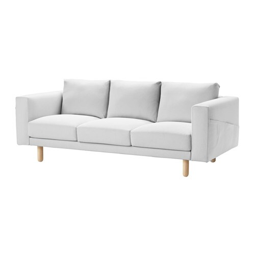 IKEA NORSBORG cover three-seat sofa