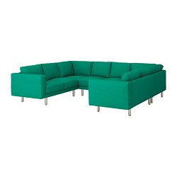 Ikea Norsborg U Shaped Sofa 6 Seat