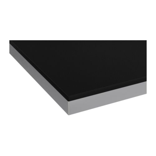 NUMERÄR Worktop IKEA The edging strip prevents water from penetrating into the worktop.