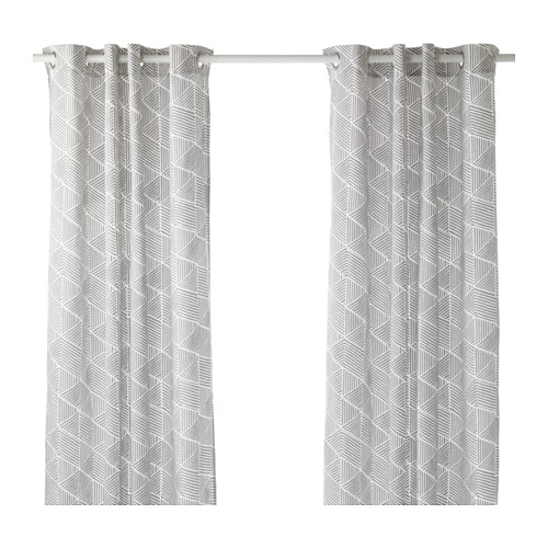 Curtains Ideas cheap brown curtains : Curtains | Ready Made Curtains | IKEA