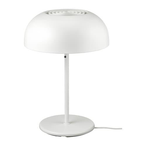 Nymane Table Lamp White Ikea