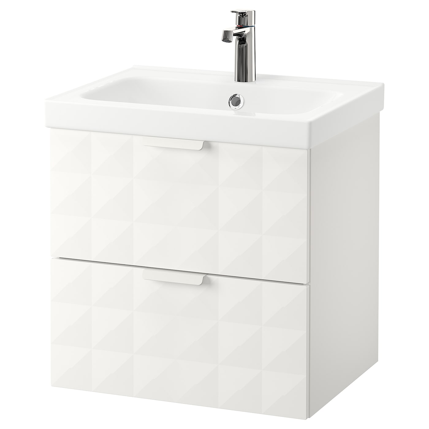 ikea bathroom cabinet white odensvik godmorgon wash stand with 2 drawers resj 246 n white 18809