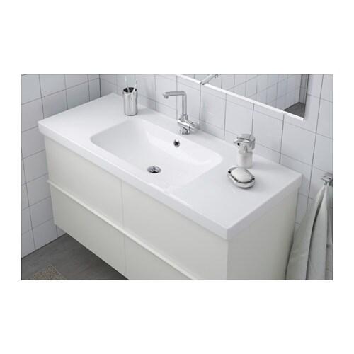 odensvik single wash basin 120x49x6 cm ikea. Black Bedroom Furniture Sets. Home Design Ideas