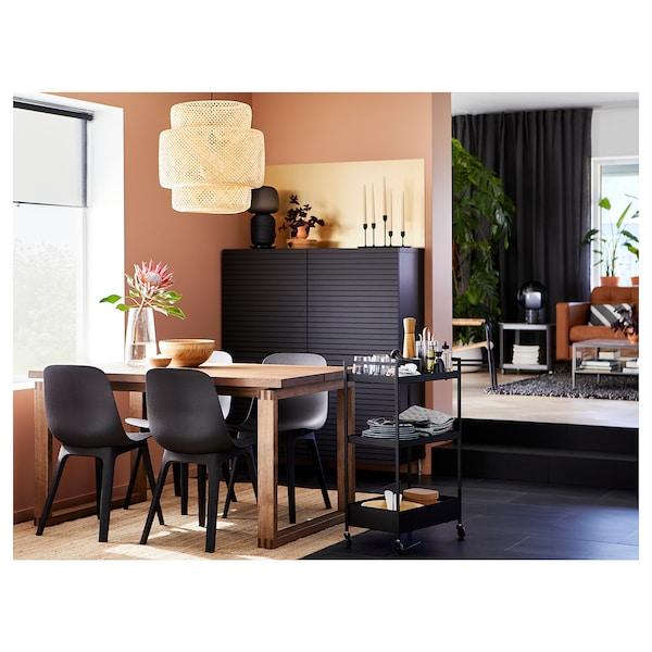 ODGER chair anthracite 110 kg 45 cm 51 cm 81 cm 45 cm 41 cm 43 cm
