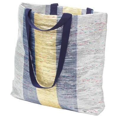 ÖVERALLT Bag, multicolour, 45x45 cm